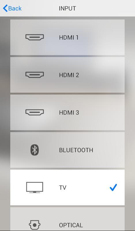 Home theater controller apk download gratis musik for Yamaha yas 106 vs 107
