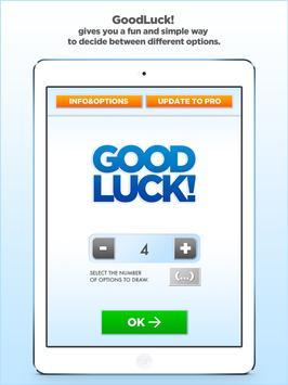 GoodLuck! for Android apk screenshot
