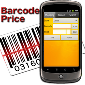 Barcode Price icon