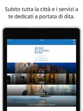 Hotel Pulitzer apk screenshot