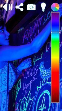 UV Flashlight Camera Simulator apk screenshot