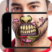 Zombie Photo Selfie icon