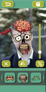 Zombie Photo Selfie screenshot 2