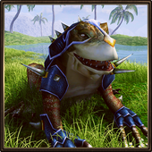 Giant Frog Simulator icon