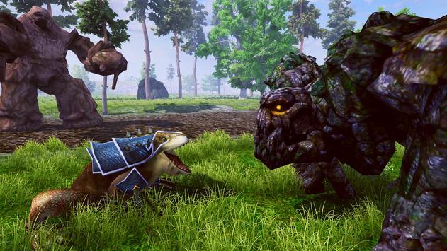 Giant Frog Simulator screenshot 4