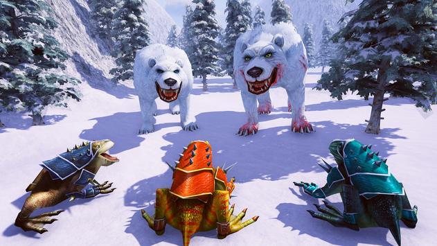 Giant Frog Simulator screenshot 5