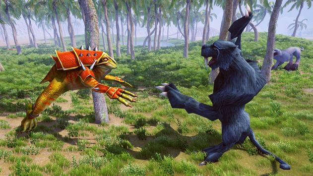 Giant Frog Simulator screenshot 10