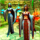 Elemental Sorceress Simulator icon