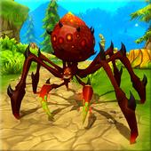 Spider Flock Simulator icon