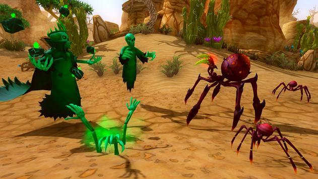 Spider Flock Simulator screenshot 4