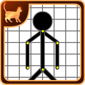Stickman Animator icon