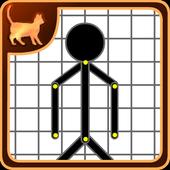 Stickman Animator icon
