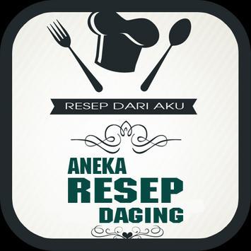 Aneka Resep Daging poster