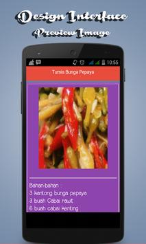 Aneka Resep Sayur screenshot 7