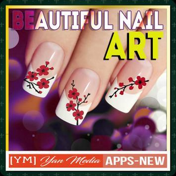 Beautiful Nail Art poster