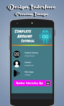 Complete Arduino Tutorial poster