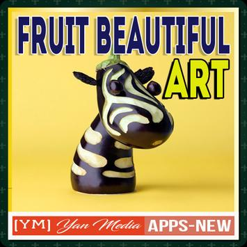 Fruit Beautiful Art poster