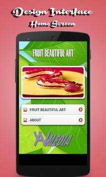 Fruit Beautiful Art screenshot 1