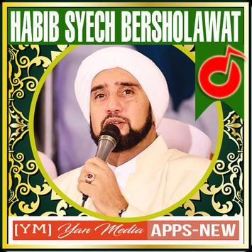Habib Syech Bersholawat poster