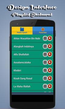 Habib Syech Bersholawat apk screenshot