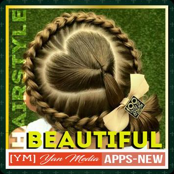 Hairstyle Beautiful poster