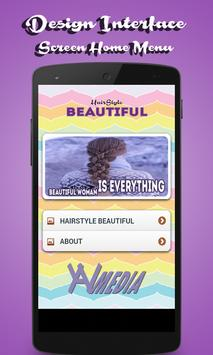 Hairstyle Beautiful apk screenshot
