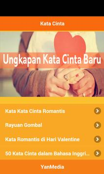 The phrase New Love Word apk screenshot