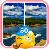 New Find 5 Hidden Differences icon