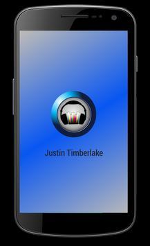 Best Of Justin Timberlake poster
