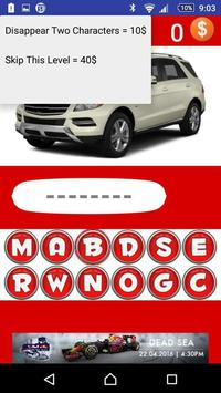 Anonymous cars apk screenshot