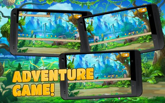 yandare jump apk screenshot