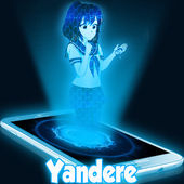Hologram 3D Joke for Yandere icon
