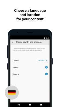Яндекс.Дзен — статьи и видео скриншот приложения