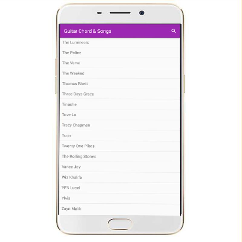 Ukulele Chord And Lyrics For Android Apk Download