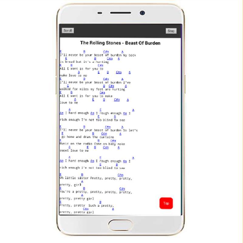 Ukulele Chord And Lyrics For Android Apk Download