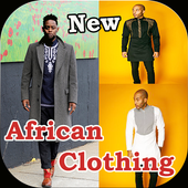 African Man Clothing Styles icon