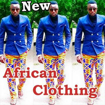 African Man Clothing Styles poster