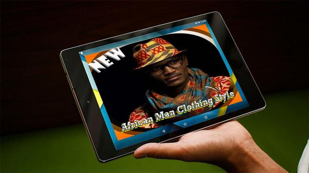 African Man Clothing Styles screenshot 3