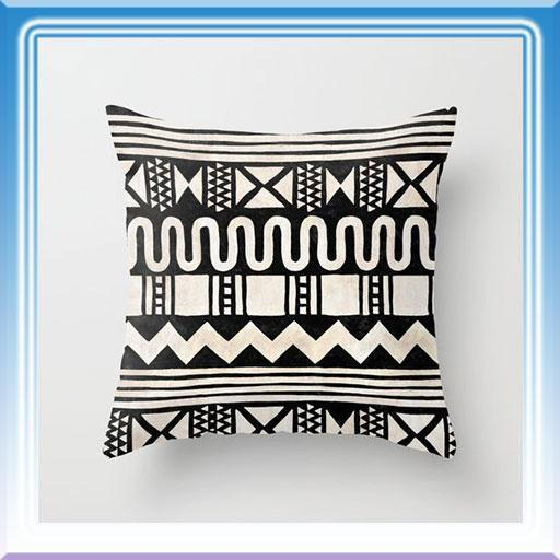 Ideas of Decorative Pillows poster