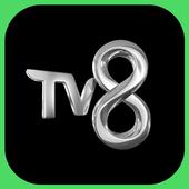 TV8 Yan Ekran icon