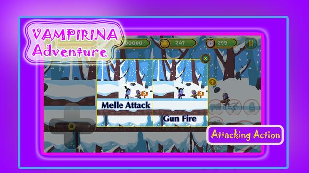 Amazing Vampirina Jungle Games screenshot 1