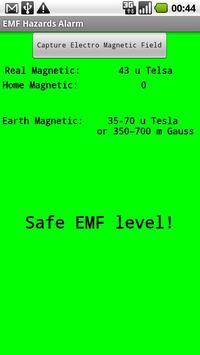 EMF Hazards Detector poster