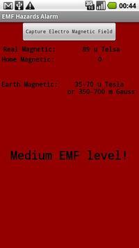 EMF Hazards Detector screenshot 1