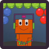 Orbot Bubble Pop icon