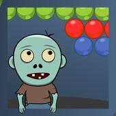 Zombie Bubble Pop icon