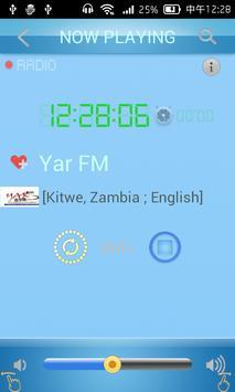 Radio Zambia screenshot 1