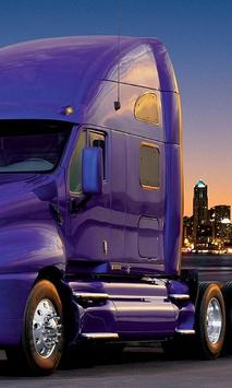 Wallpapers Kenworth T2000Truck poster