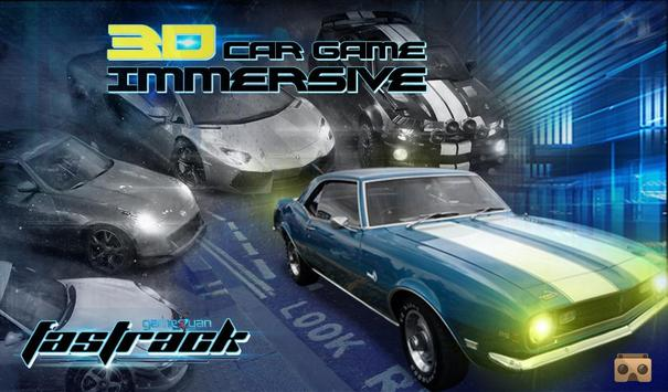 FasTrack VR Game for Cardboard apk screenshot