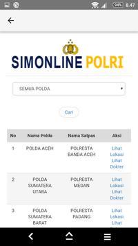 Cek Sim Online apk screenshot