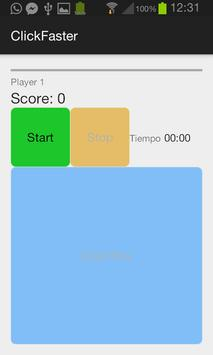 ClickFaster screenshot 1